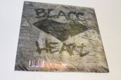 blacc heart beats vinyl back